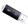 Silicon Power Ultima U02 8GB USB 2.0 Fekete