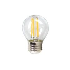 Silver Electronics Gömbölyű LED Izzó Silver Electronics 1960327 E27 4W 3000K A++ (Meleg fény) izzó