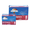 SilverBall Gemkapocs -H50-100- 50mm NIKKEL SilverBall <100db/dob>