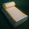 SilverBall Mátrix címke 73,7 x 36 mm, 1 pályás SilverBall