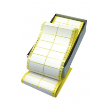SilverBall Mátrix címke 73,7 x 36 mm, 2 pályás SilverBall etikett