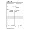 SilverBall Szállítólevél 25x3 A5 -B.10-70/A/V- SILVERBALL 20 tömb/csom
