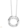 Silvertrends ezüst nyakék - ST1320