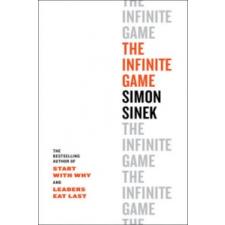 Simon Sinek The Infinite Game – Simon Sinek idegen nyelvű könyv