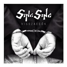 Sing sing Visszaesõk CD+DVD egyéb zene