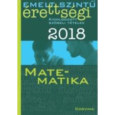 Siposs András Emelt szintű érettségi - Matematika 2018 tankönyv