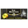 Sir Morton Classic Lemon citromízű fekete tea citromhéjjal 20 filter 30 g
