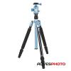 SIRUI T-004X Háromlábú Alumínium Állvány Kék (tripod)