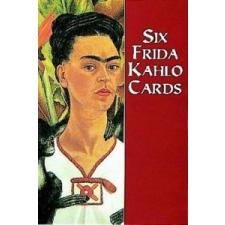 Six Frida Kahlo Postcards – Frida Kahlo idegen nyelvű könyv