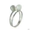 Skagen Női gyűrű ezüst Gyöngyn JRSW020 S6 Gr. 52 (16,5)