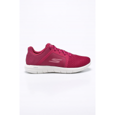 Skechers - Cipő - erős rózsaszín - 1235614-erős rózsaszín