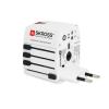 """Skross Adapter, MUV hálózati csatlakozó, USB töltő, földeletlen, SKROSS """"MUVUSB2400MA"""""""