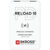 Skross Reload10 10Ah power bank USB/ wireless töltéssel