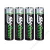SKY Elem, AAA mikro, 4 db, féltartós, SKY, Green (BGAAA4)