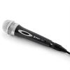 Skytec dinamikus kézi mikrofon, fekete, 4 m kábel