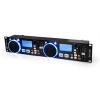 Skytec DJ MP3 lejátszó Skytec STC 50, 2 deck, USB és SD portok