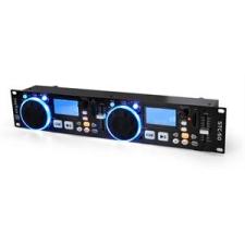 Skytec DJ MP3 lejátszó Skytec STC 50, 2 deck, USB és SD portok cd lejátszó