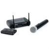 Skytec STWM712C VHF-Funkmikrofon-Set 2 Kanäle Headset