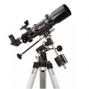 Skywatcher 70/500 refraktor EQ1 mechanikán