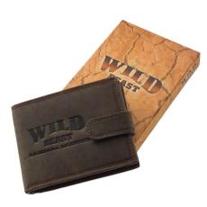 SLM WILD BEST barna kapcsos pénz és irattartó tárca DVA44/T