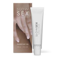 Slow Sex Finger Play Gel - 30 ml potencianövelő