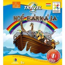 Smart Games Magnetic Travel Noé Bárkája társasjáték
