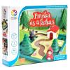 Smart Games Piroska és a farkas - Logikai Játék