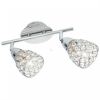 Smarter 04-373 Glam fali lámpa 2xE14 max.28W