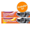 Smilla Próbacsomag: Smilla multivitamin- & maláta-macskapaszta - 2 x 200 g