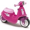 Smoby 721002 Lábbal hajtós játék motor - rózsaszín