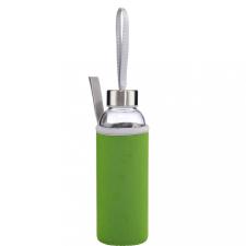 SMOOTHIE üveg zöld 500ml konyhai eszköz