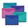 Snopake Ltd. Snopake irattasak, lefűzhető, patentos, A/4, 5-féle szín