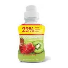 SodaStream Ice Tea Kiwi Eper szörp 750 ml gyógytea