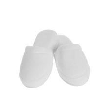 Soft Cotton COMFORT uniszex frottír papucs 26 cm (36/38 szám) Fehér / White férfi papucs