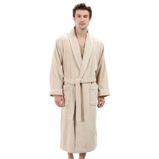 Soft Cotton LORD férfi fürdőköpeny S Bézs / Beige