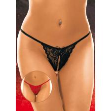 Softline String 2272    red/ SL bugyi, női alsó