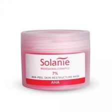 Solanie AHA peel bőr újrastruktúráló maszk, 100 ml arcpakolás, arcmaszk