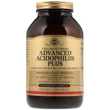 SOLGAR Advanced Acidophilus Plus 240v kapszula vitamin és táplálékkiegészítő