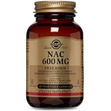 SOLGAR Nac 600mg 60v kapszula vitamin és táplálékkiegészítő