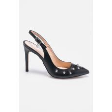 Solo Femme - Tűsarkú cipő - fekete