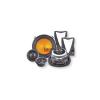 Somogyi Elektronic Sal WRX 13S 130 mm komponens szett, 2 utas, 4 Ohm