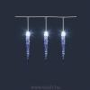 Somogyi KJL 50 LED-es jégcsap izzósor, 7,3m, IP44, 230V