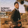 Sonny Rollins Way out West (CD)