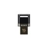 Sony 16GB Sony USM16SA3B Fekete USB3.0 (USM16SA3B)