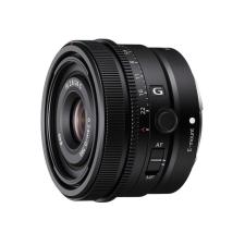 SONY 24 mm F2,8 G (SEL24F28G.SYX), fekete objektív