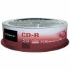 Sony 25CDQ80SP CD-R 700 MB 48x cake box lemez 25db/csomag