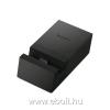 Sony Asztali töltő állvány (Type-C) FEKETE, DK60