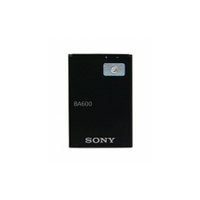 Sony BA600 gyári akkumulátor (1290mAh, Li-ion, ST25 Xperia U)* mobiltelefon akkumulátor