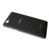 Sony C2004, C2005 Xperia M DualSim akkufedél NFC antennával fekete*