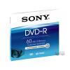 Sony DMR60A 8cm, 60 perc DVD-R lemez